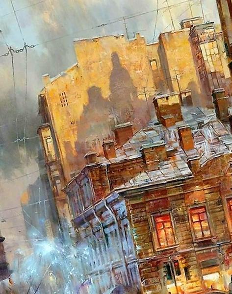 Художник Иван Славинский: маскарад безудержных фантазий