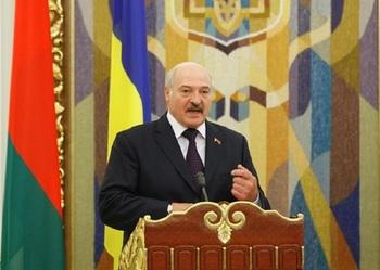 Лукашенко обратился к российским спортсменам