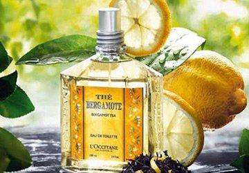 Ароматы бергамота в парфюмерии