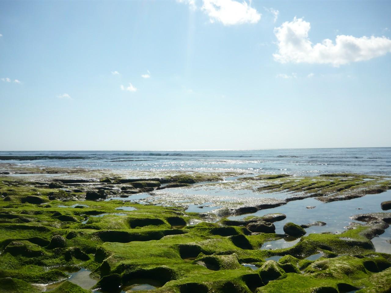 Пляж Баланган. Букит. Бали. Индонезия.