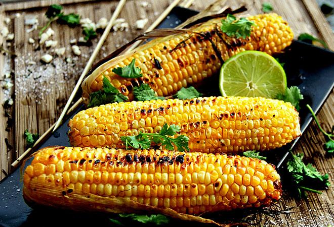 Как готовить кукурузу на гриле: хитрости, которые надо знать