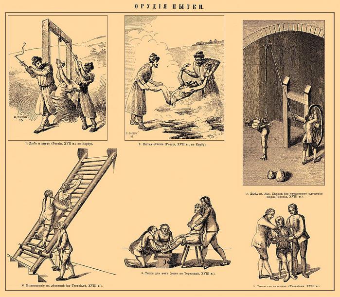 10 убийственных фактов о профессии палача