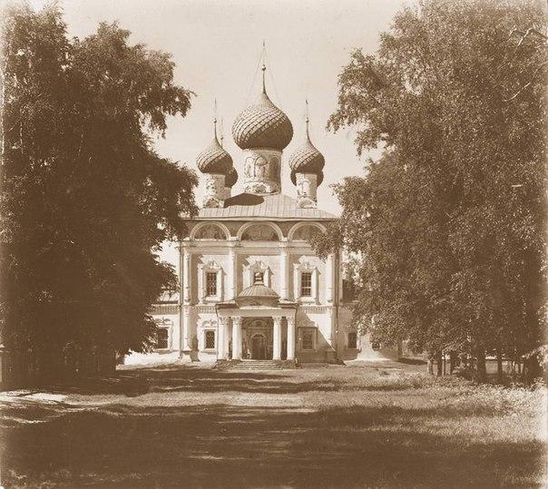 Углич глазами С.М. Прокудина-Горского (1910 г.)