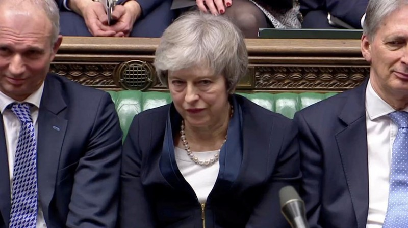 Крупнейшее поражение за столетие: британский парламент не принял соглашение по брекситу