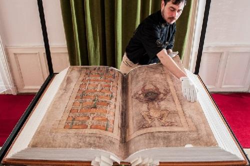 Кодекс Гигас — предсказания Дьявола