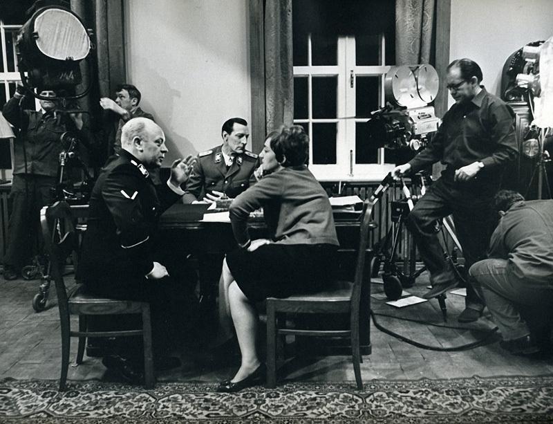 onset03 На съемочных площадках популярных советских фильмов