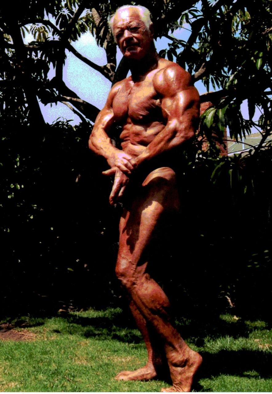 06. Чет Йортон. (на фото 71 год). бодибилдинг, жизнь, спорт, старость
