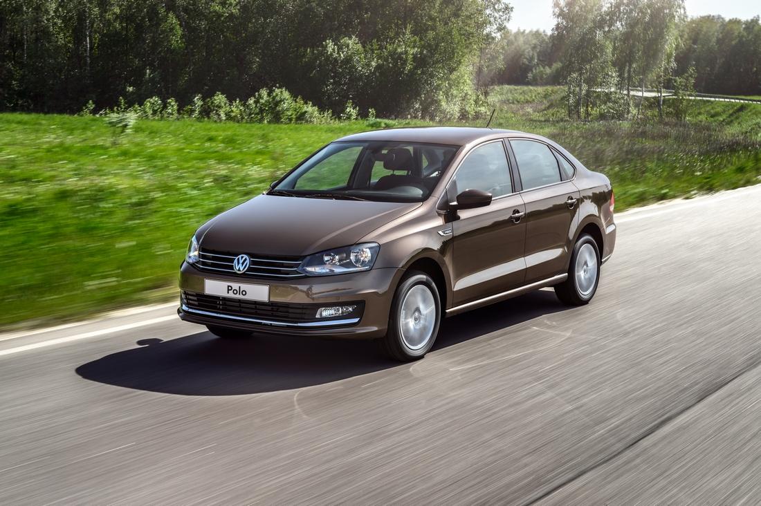 VW Polo получил российские моторы и новые опции. Известны цены