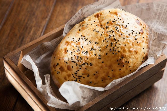 Турецкие хлебные лепешки