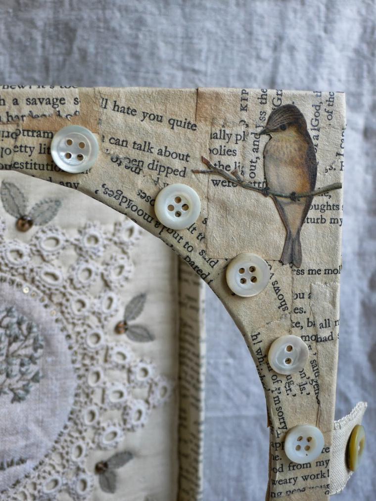 Необыкновенная магия работ британской мастерицы Christine Kelly