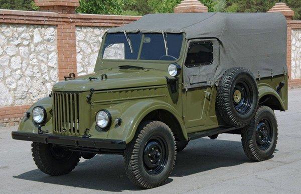 ГАЗ-69: по прозвищу «труженик»