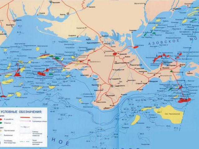 Перспективы «морской блокады» Крыма