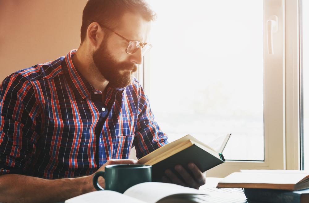 Личный опыт: Как я собираюсь прочесть 50 книг за год