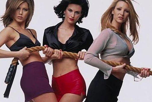 15 самых горячих фото с актрисами сериала «Друзья»