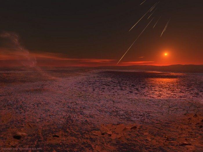 Завораживающие виды Марса