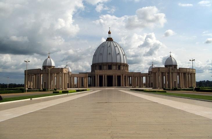Базилика Нотр-Дам-де-ла-Пэ