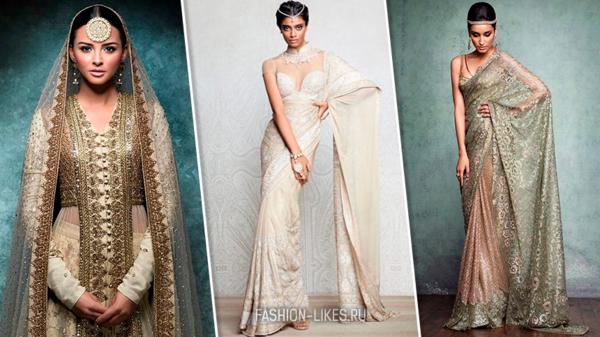 Эта коллекция индийского мод…