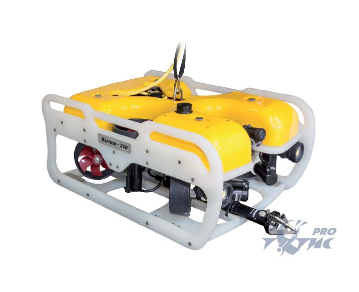 """Компания """"Тетис Про"""" произвела уже 30 подводных роботизированных комплексов Марлин-350"""