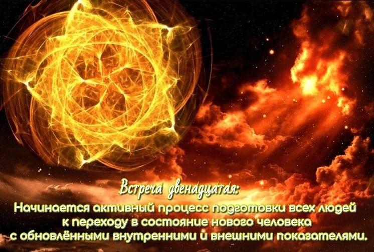 Солнечное Братство для людей от 13.11.18г.