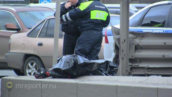 Пилот уходил от мотобата и погиб. Москва 13.04.2015