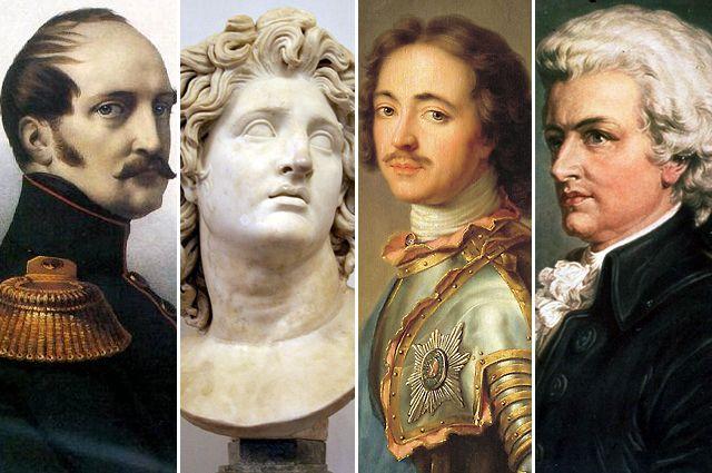 Моцарт и его «команда». Пять отравлений, которых не было