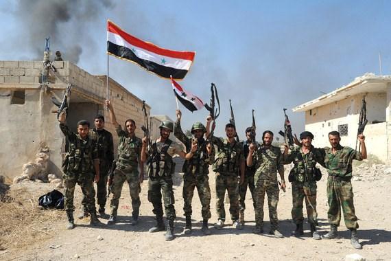 """""""Схлестнуться с русскими войсками"""": к вторжению США, саудитов и турок в Сирию"""