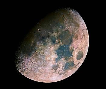 Загадочные объекты и явления на Луне