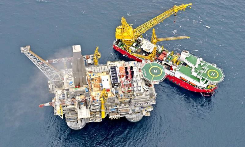 США лишают Россию доступа к огромным запасам нефти