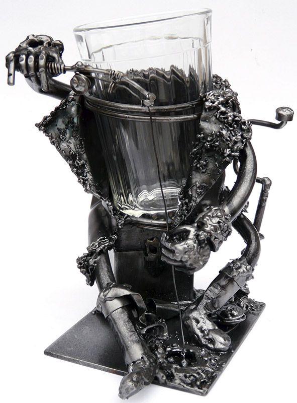 Что можно сделать из металла металл, ручная работа, своими руками
