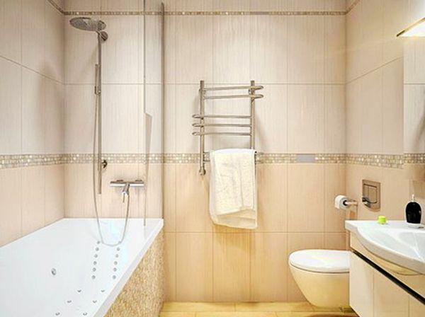 Дизайн ванны на 6 кв метров