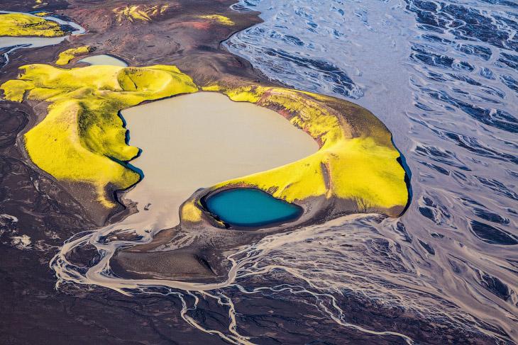 Инопланетная Исландия