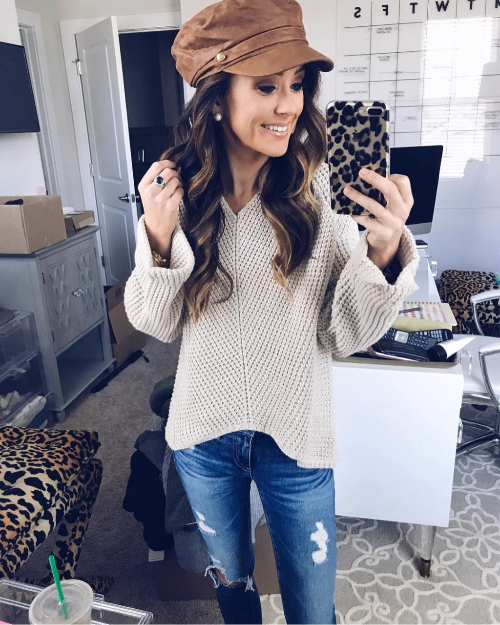 Как выбрать женский пуловер