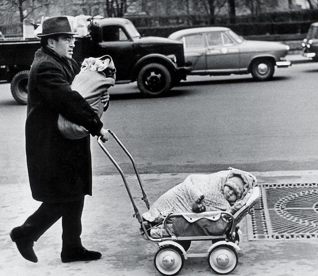 40 гениальных советских фотографий