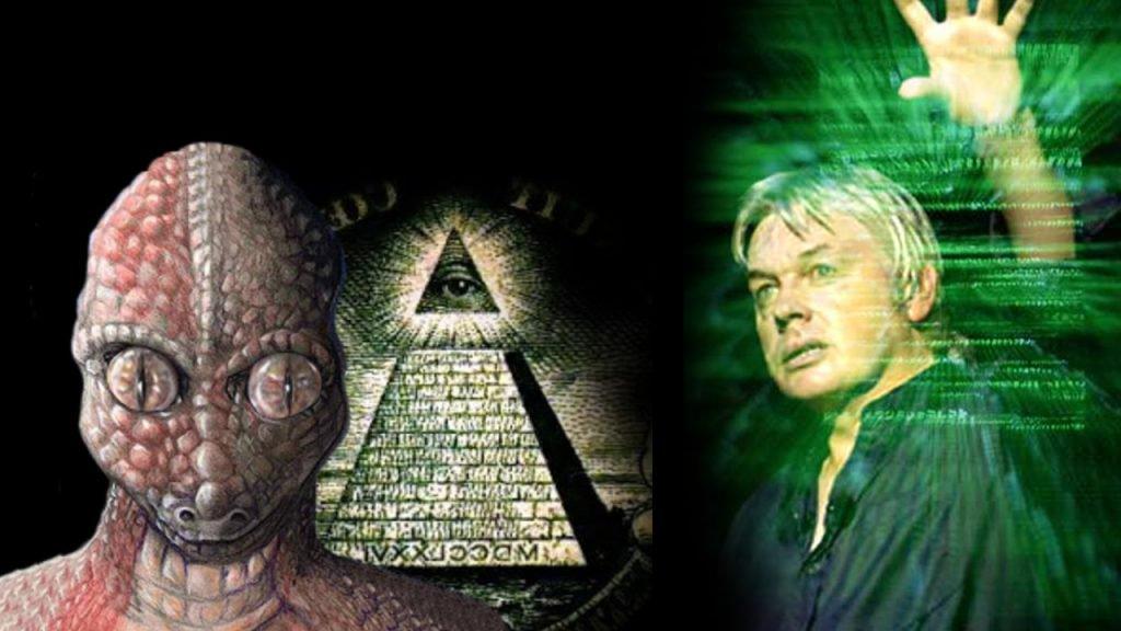 Рептилии контролируют наш мир