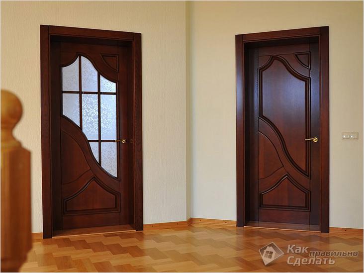 Подбор двери