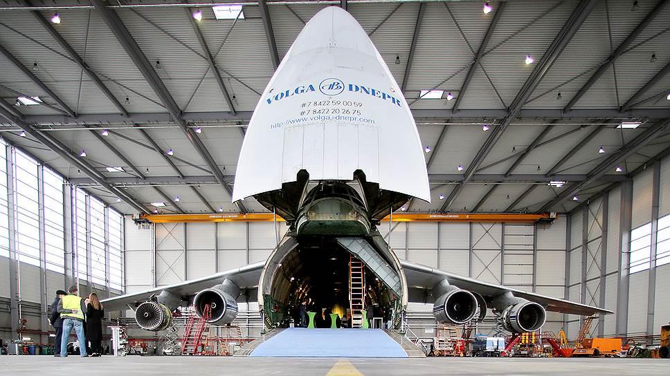 Россия и Украина могут договориться относительно продления летной годности самолета Ан-124
