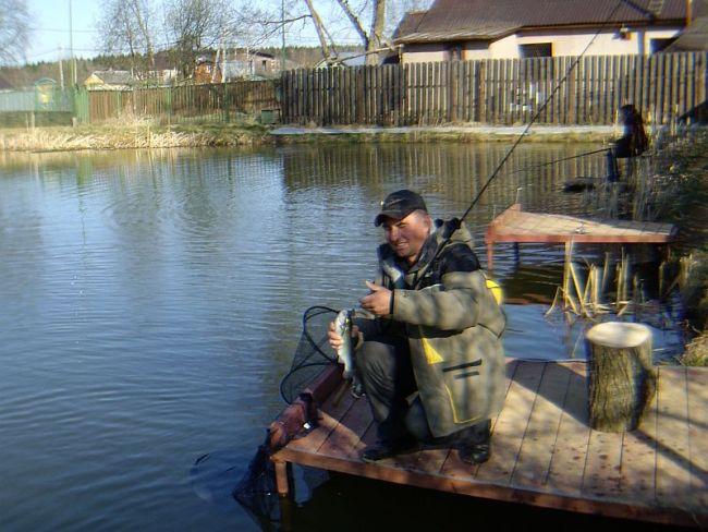 красноярский клоб рыболовов