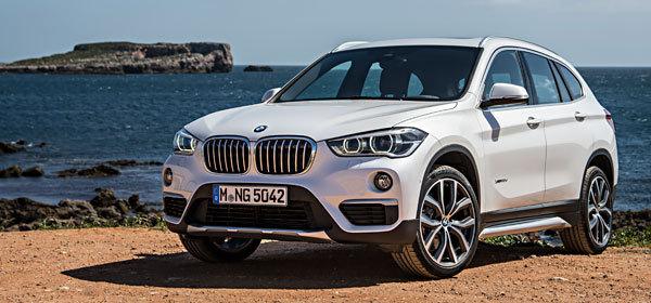 BMW X1 в России получил новую дизельную версию