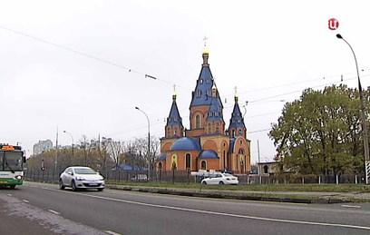 В Чертаново завершено строительство храма Державной иконы Божией Матери