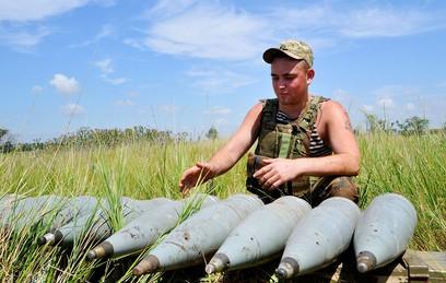"""Украинским силовикам отдали приказ """"затянуть петлю"""" вокруг Донецка"""