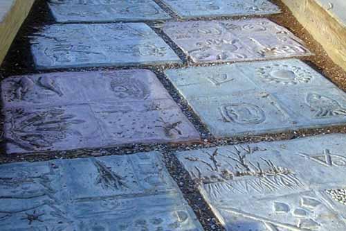 красивая тротуарная плитка своими руками