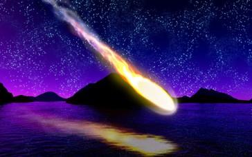 Гигантский метеорит пролетел над Бангкоком и успел взорвался в атмосфере, недолетев до земли самую малость!