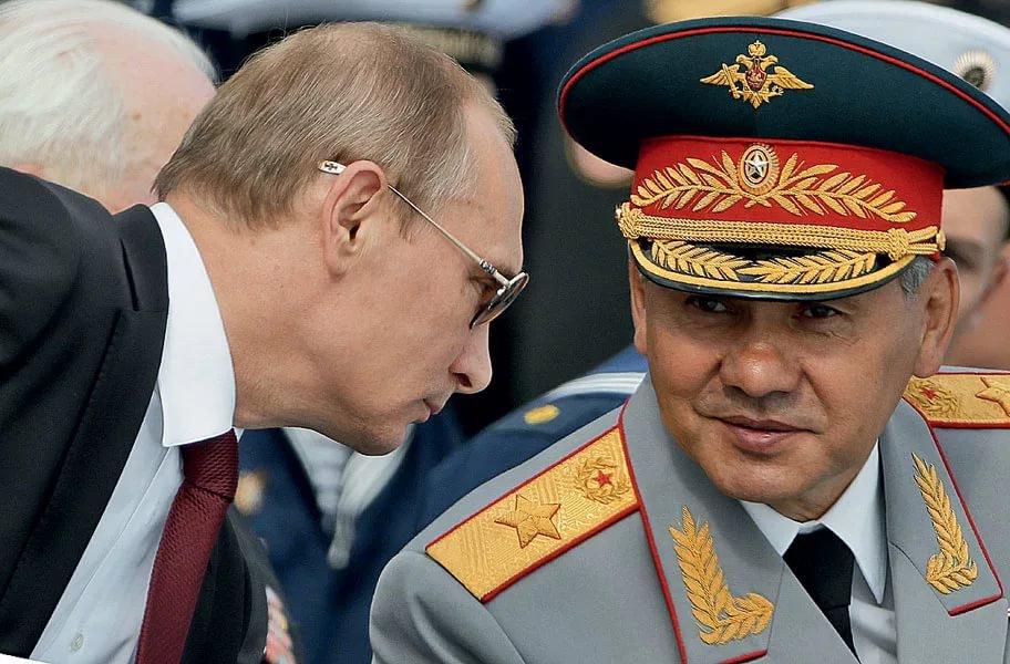 Александр Росляков. Министр обороны Шойгу как последняя надежда и опора Путина