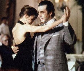 """Танго из фильма """"Запах женщины""""."""