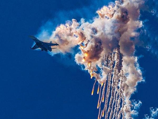 «Так могут летать только русские...» - иностранцы о высшем пилотаже боевых истребителей России
