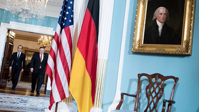 В Германии заявили, что больше не могут замалчивать разногласия с США