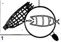 Верши, сети и ловушки для ловли рыбы в экстремальных ситуациях