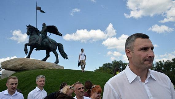 Киевская хунта пытается украсть Илью Муромца