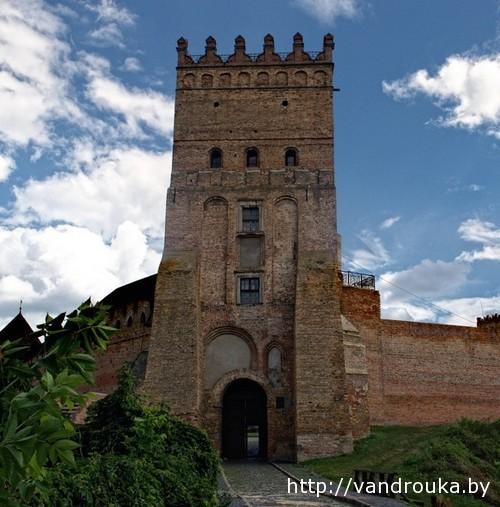 Луцкий замок - жемчужина Волыни