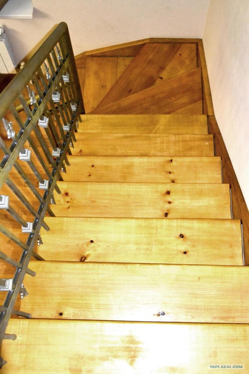 Лестница приставная деревянная своими руками: чертежи, сборка 73